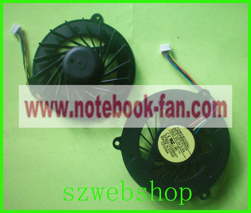 NEW!! Asus G50V Series CPU Cooling Fan