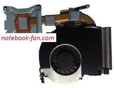 NEW HP CQ43 CQ436 436 CQ635 635 647319-001 cooling heatsink with fan