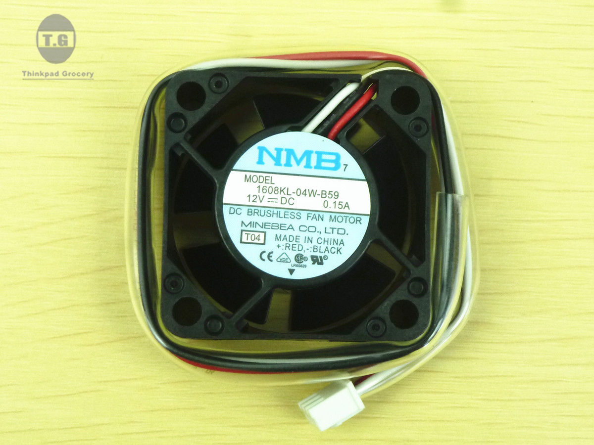 New NMB 1608KL-04W-B59 4020 40mm *20mm Fan 12V 0.15A VGA 3Pin