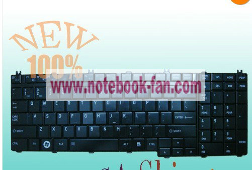 New Keyboard for Toshiba Satellite A505D-S6958 US