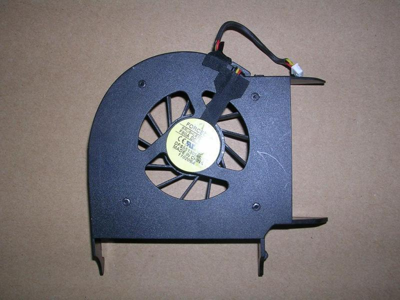 New Original HP Pavilion CPU Cooling Fan - 532614-001 DFS551305MC0T